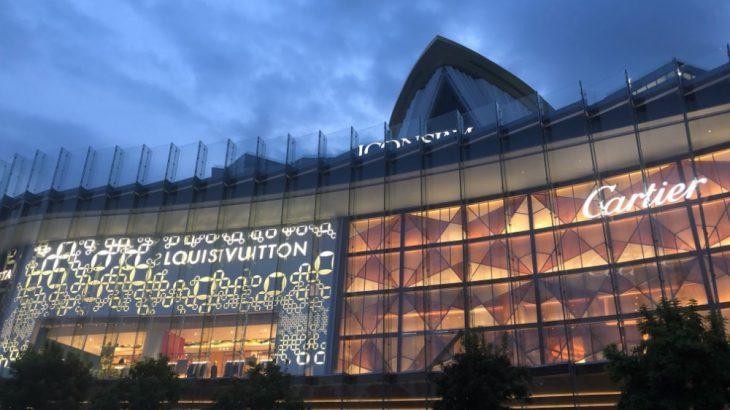タイで最大の商業施設「アイコンサイアム」視察レポート